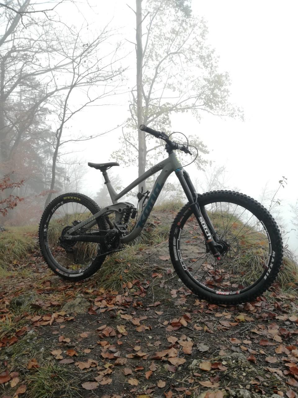 Kona Process 165 - LuxBikeTV - Mountain Biking Pictures - Vital MTB