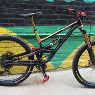 Commencal CLASH Signature 2020 Custom Dream Built