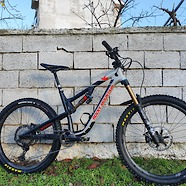 Rocky Mountain Altitude c90 custom