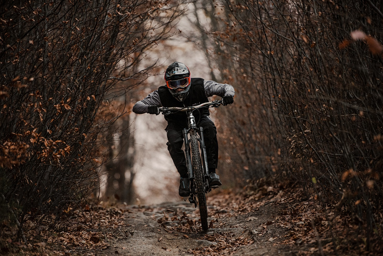Autumn 2020 - Dominik Baran Photography - Mountain Biking Pictures - Vital MTB