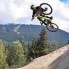 Freeriding and dirt jumping