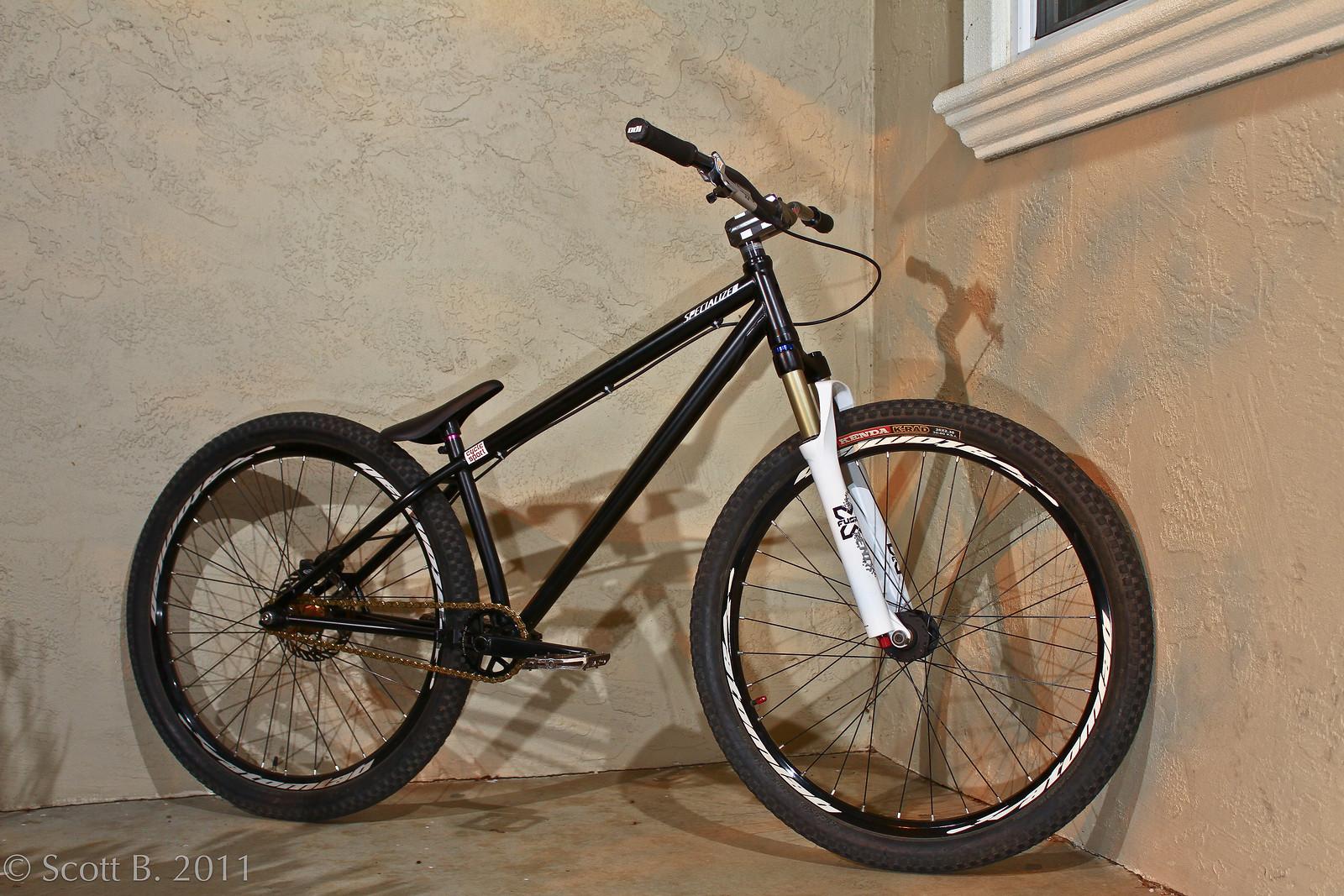 It rides nice...