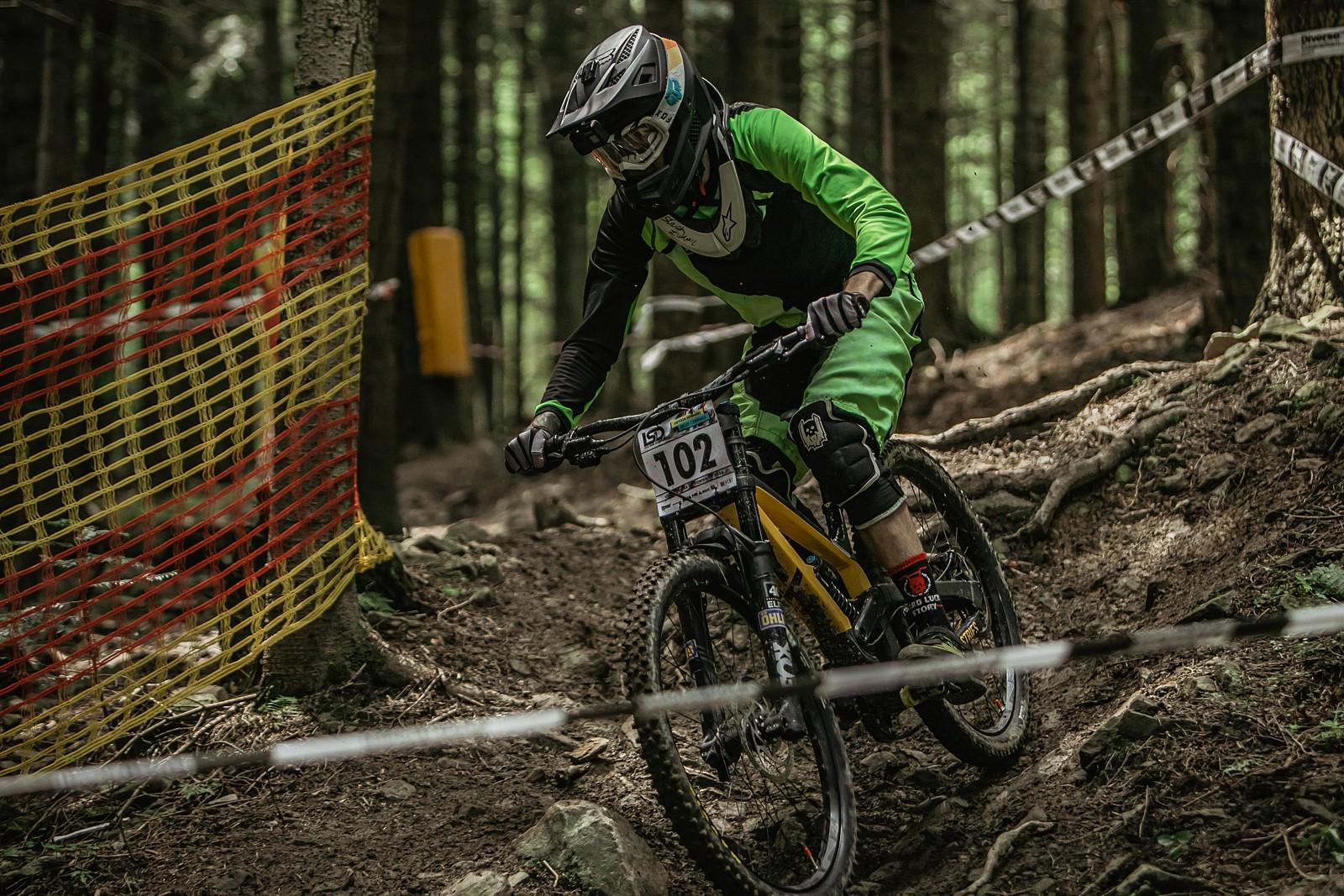 Local Series od Downhill 3 - bartek_zgr - Mountain Biking Pictures - Vital MTB