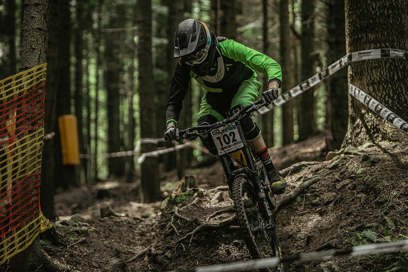 Local Series of Downhill - bartek_zgr - Mountain Biking Pictures - Vital MTB