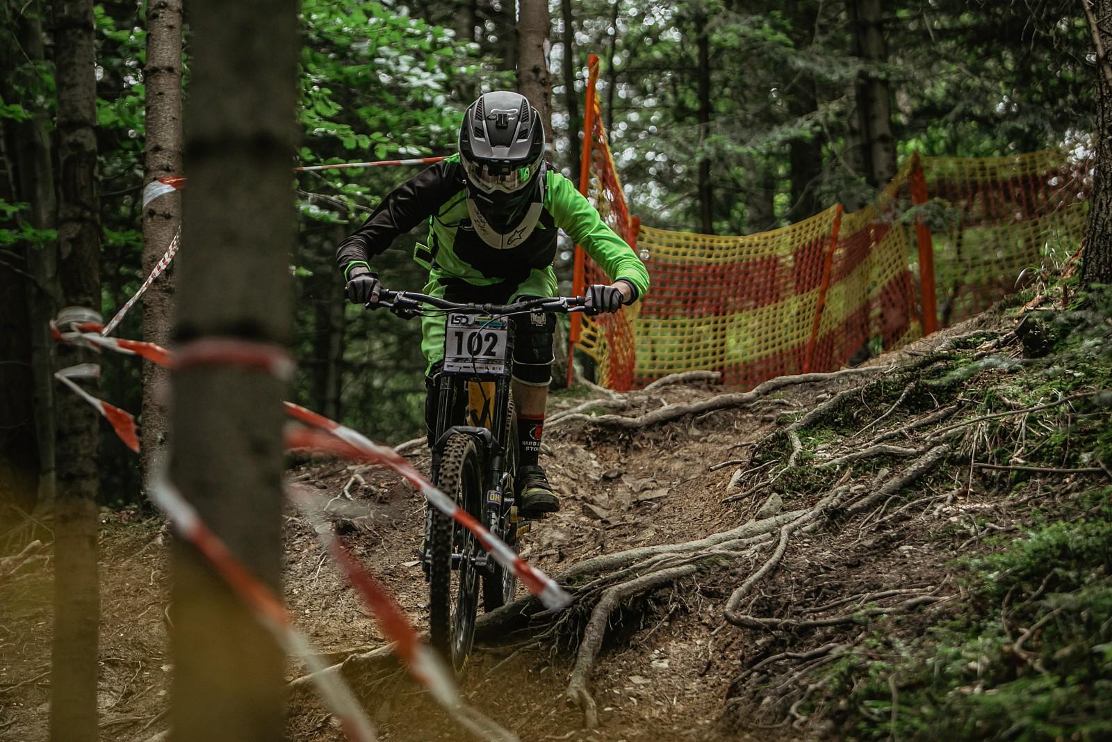 Local Series of Downhill 2 - bartek_zgr - Mountain Biking Pictures - Vital MTB