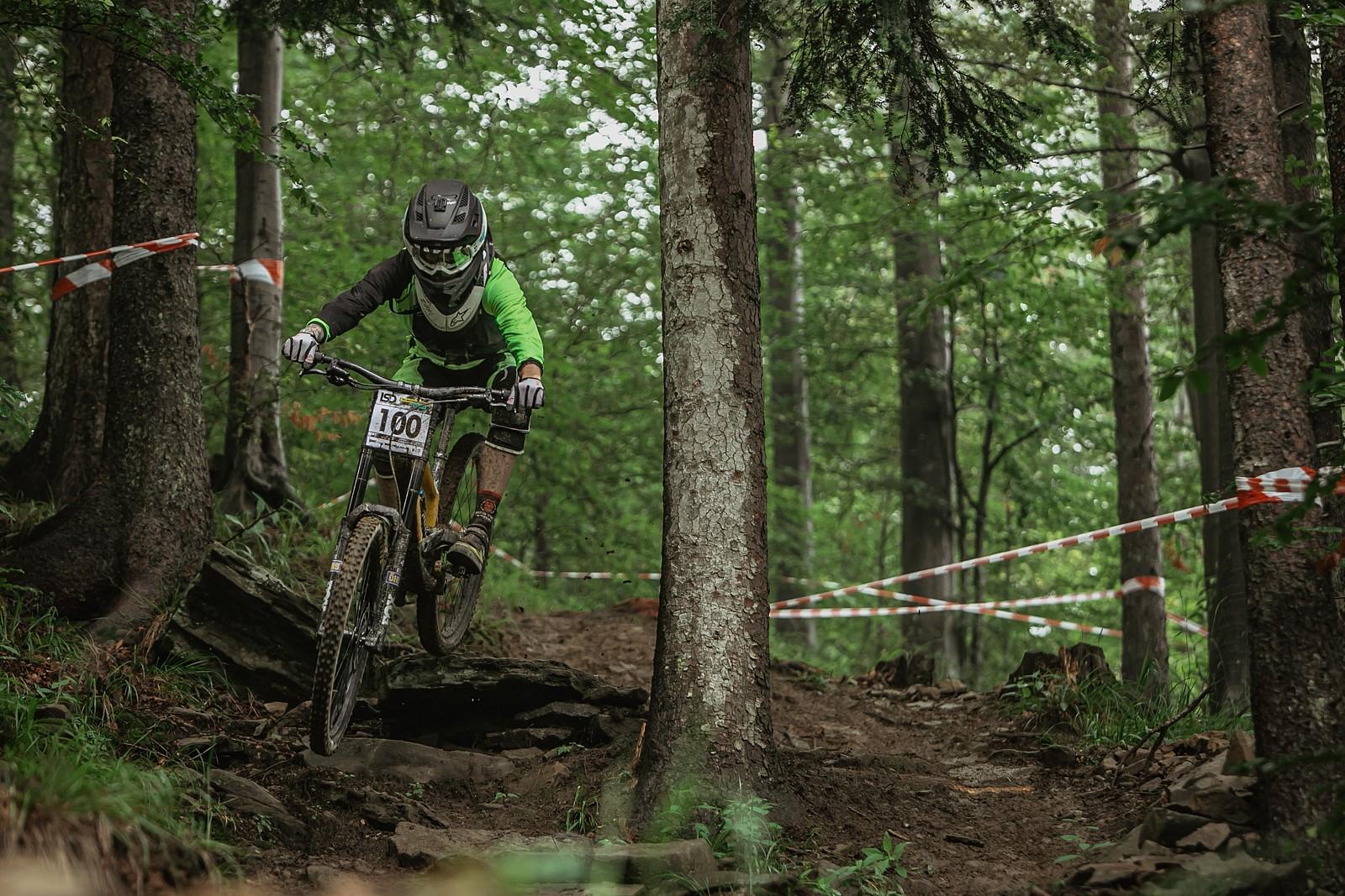 Local Series of Downhill Zawoja 2 - bartek_zgr - Mountain Biking Pictures - Vital MTB