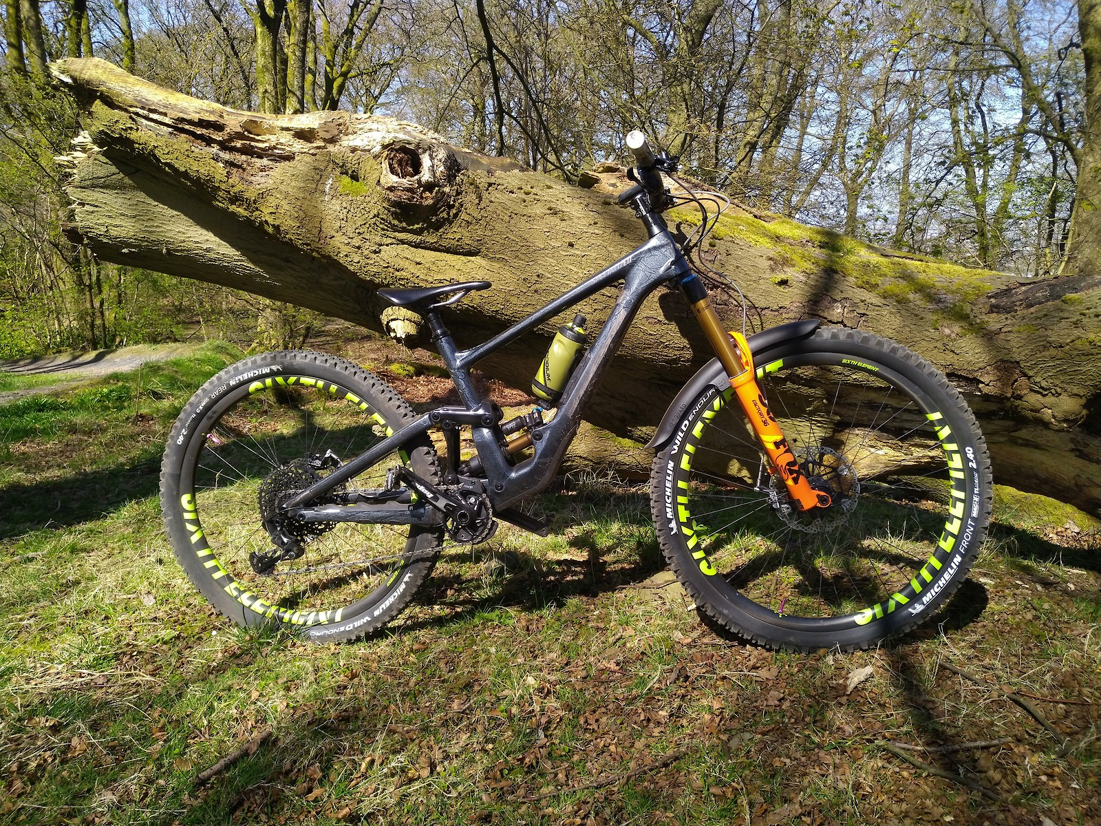 Specialized Enduro 2020 Sworks Custom build