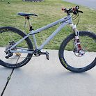 Kids Giant STP enduro hardtail