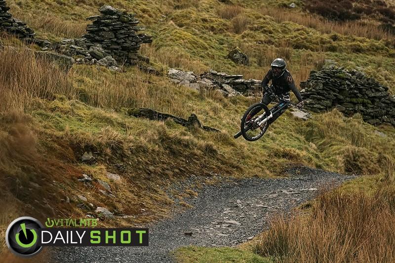 Antur Antics - Mushrum - Mountain Biking Pictures - Vital MTB