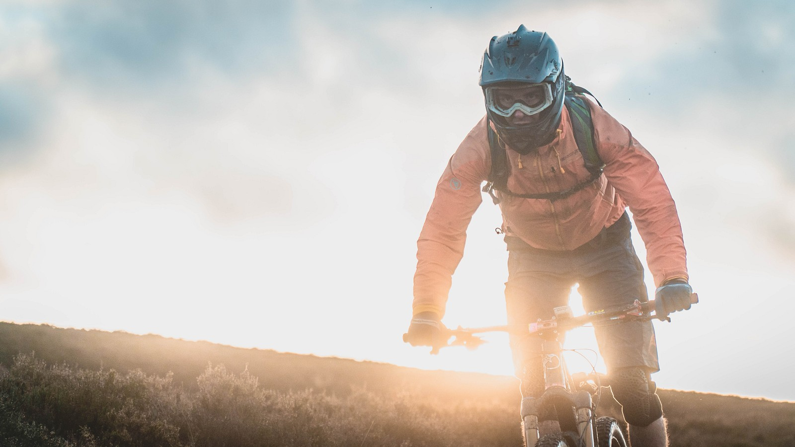 Golden Hour - Mushrum - Mountain Biking Pictures - Vital MTB