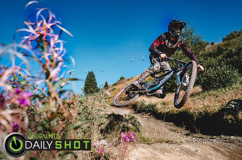 Morgins Laps - Mushrum - Mountain Biking Pictures - Vital MTB