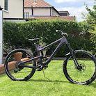 Santa cruz nomad cc 2020 park bike