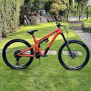 Sb140 park/jib bike 🌋