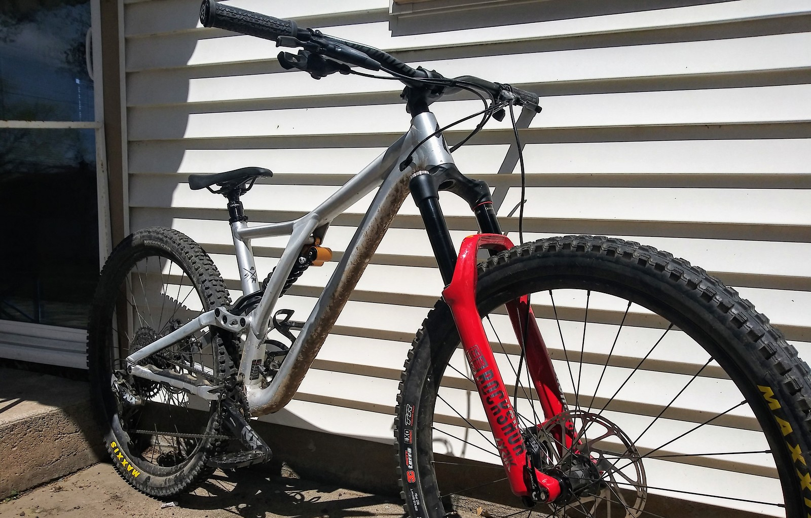 Specialized Stumpjumper evo double coil