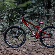 Specialized p-slope 26er forever