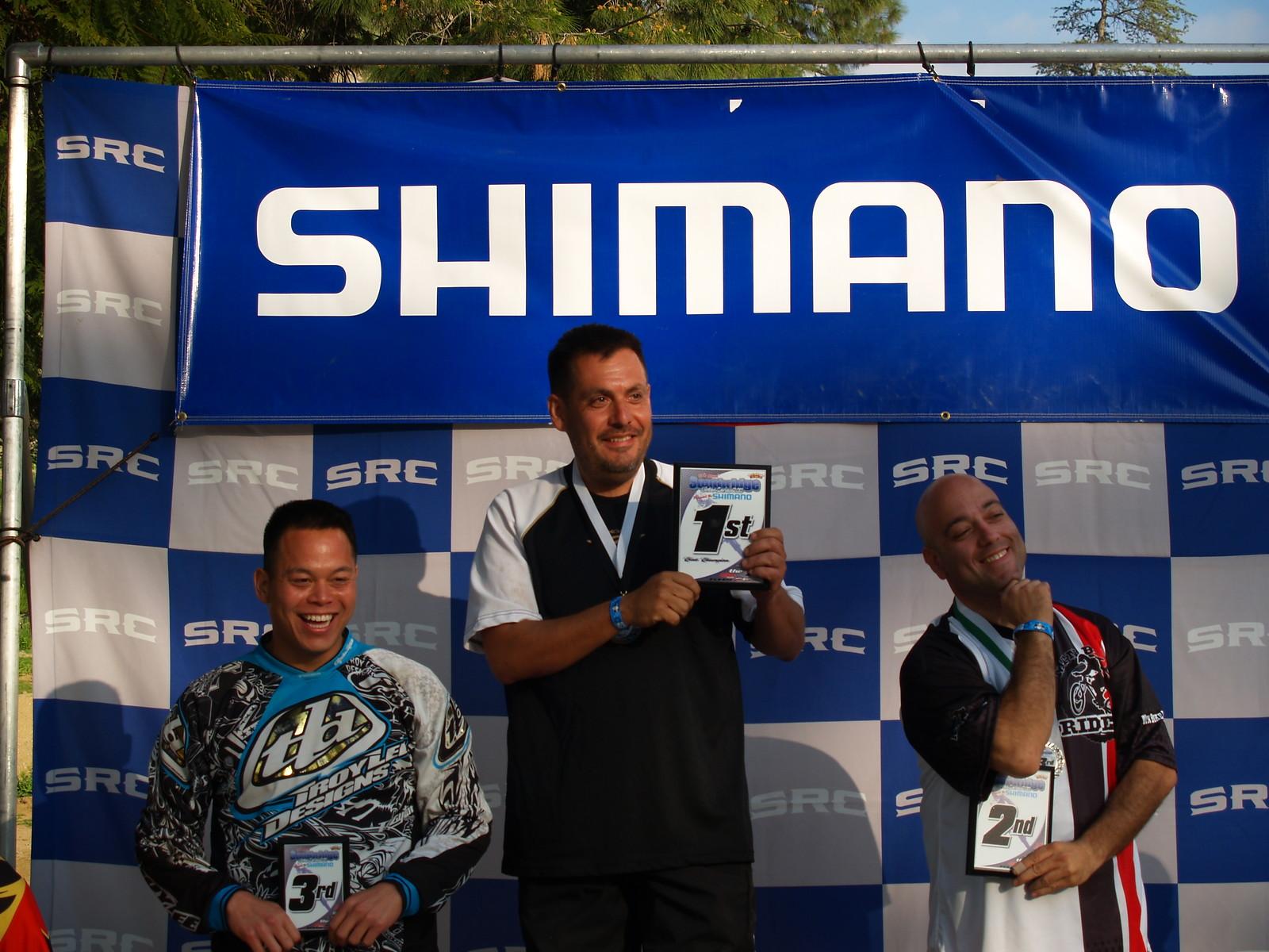 Erwins 2011 SRC Winter Series Overall podium - erwinmruiz - Mountain Biking Pictures - Vital MTB