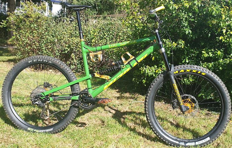 Nicolai G1 XXXL Custom