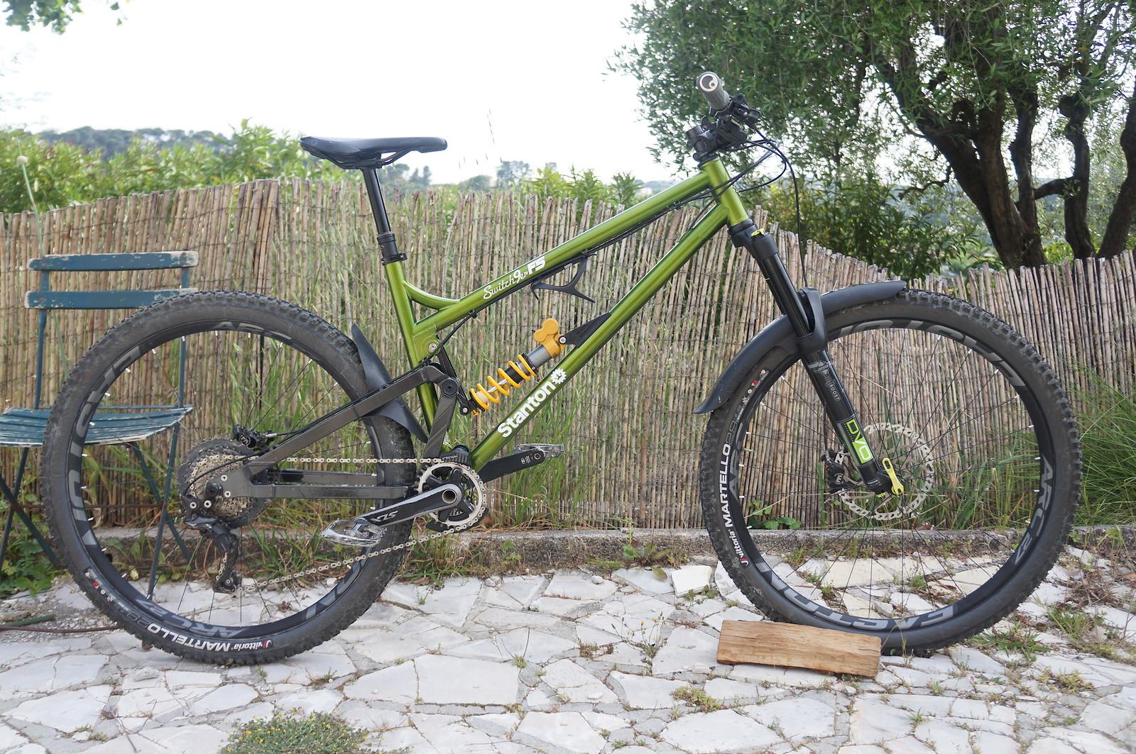 Stanton Switch9er FS