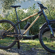 Earthbound Scarab Hardtail (Bamboo)