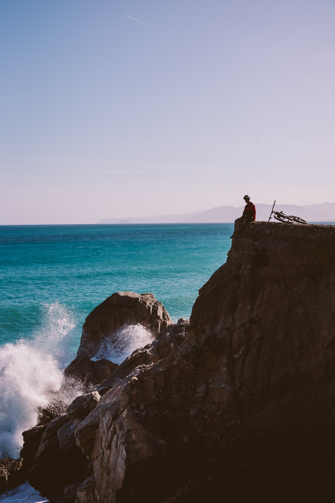 Coast Finale Ligure - Julian - Mountain Biking Pictures - Vital MTB