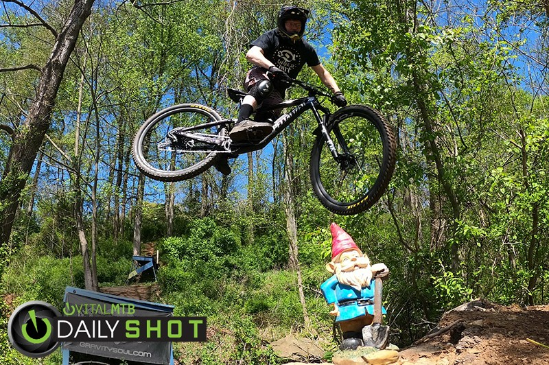 Trail Gnome Rewards (Devin) - David Dulberger - Mountain Biking Pictures - Vital MTB