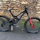 Intense M16 freeride bike