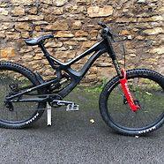 Intense M16 freeride bike