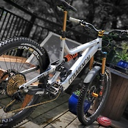2020 Commencal Meta Power SX Signature-- Freeride Build --