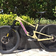 Santa Cruz HT2 CC custom build by Life Cycles Bike Work Shop