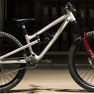 Commencal Absolut SX custom RAW