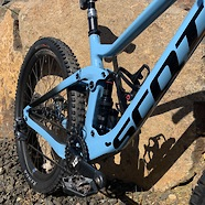 scott genius custom build