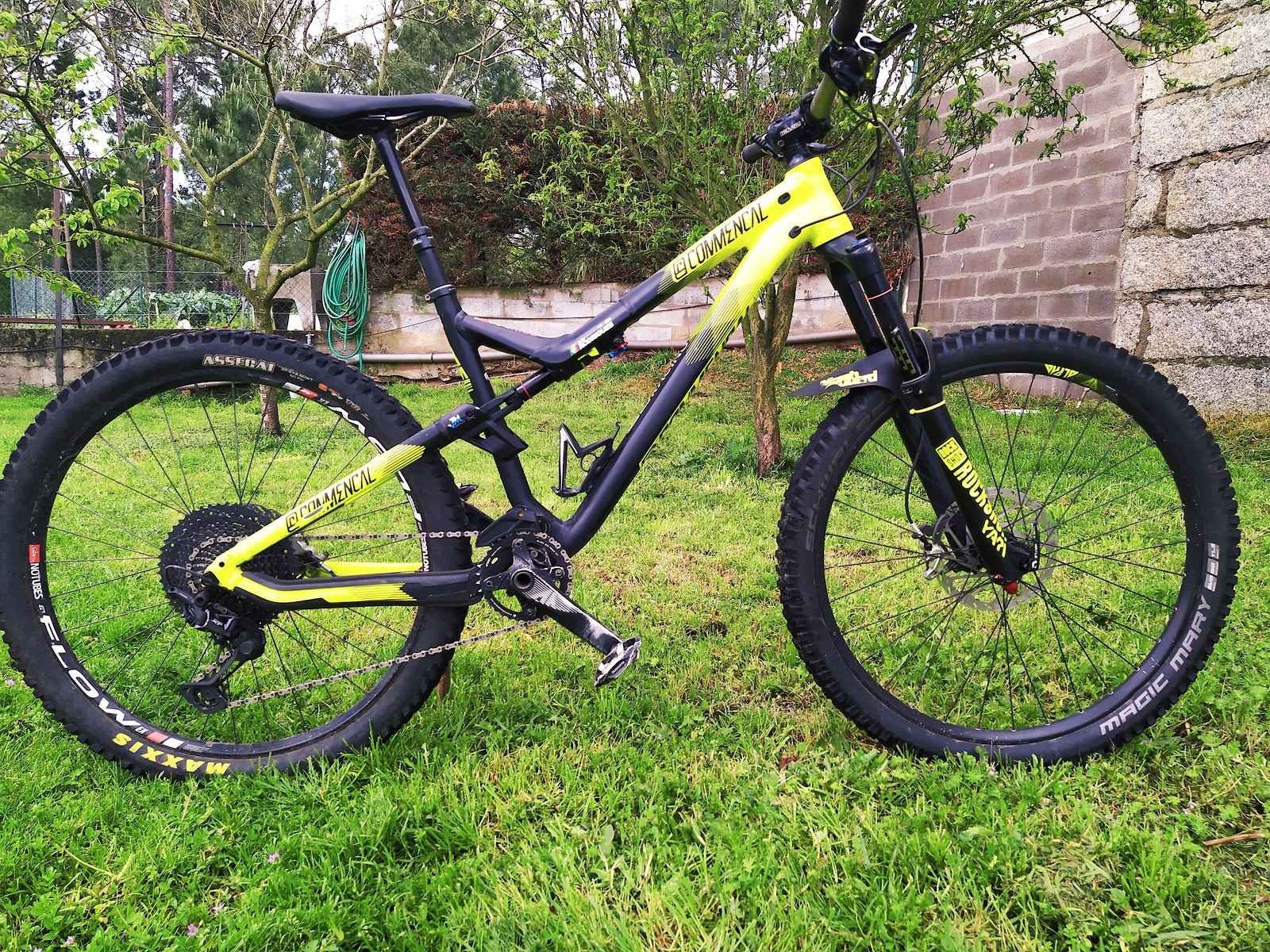 Commencal Meta AM v4 2016