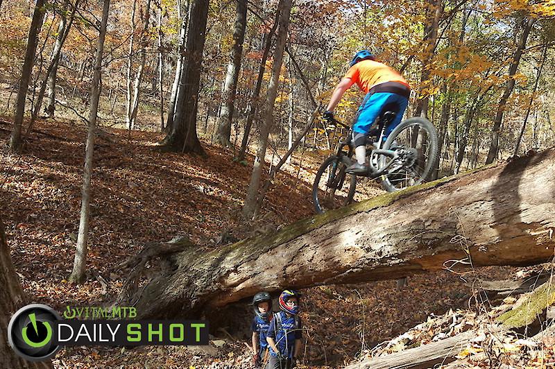 Log Rides - That-Norco-Dude - Mountain Biking Pictures - Vital MTB