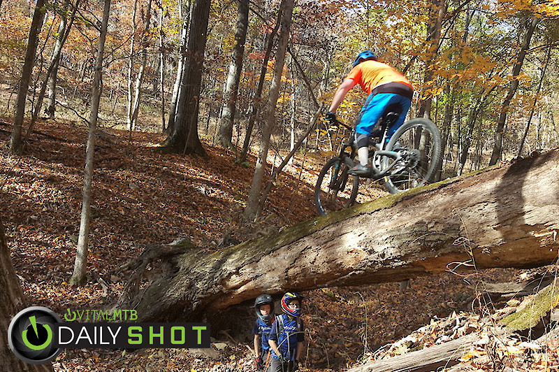 Log Rides - That-Norco-Dude - Mountain Biking Pictures - Vital MTB
