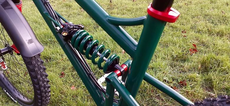 Custom Marino Mullet FS 165