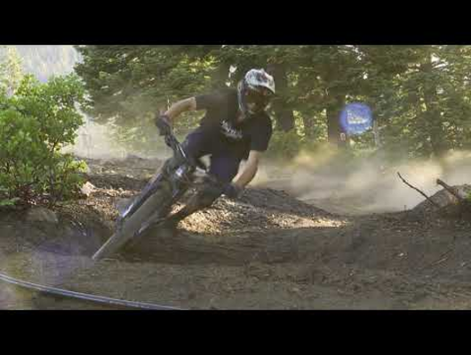 Let the Dust Fly! Caleb Cooper Shows What Mt Shasta Bike Park Has on Tap
