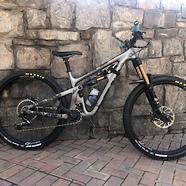 Yeti Sb150 Enduro Race Rig