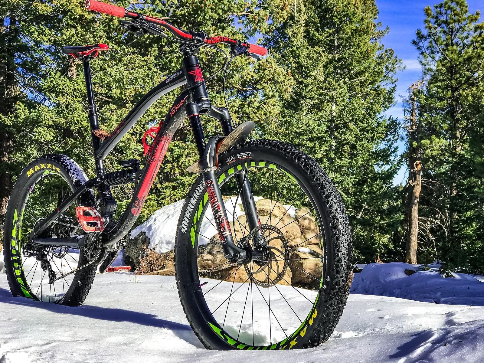 """The Smoosh"" or The Smash on + tires - The Notorious PFC MTB - Mountain Biking Pictures - Vital MTB"