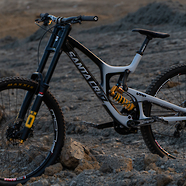 NotBadSuspension's Santa Cruz V10 Custom