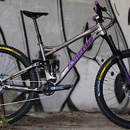 Banshee Titan Purple Zebra