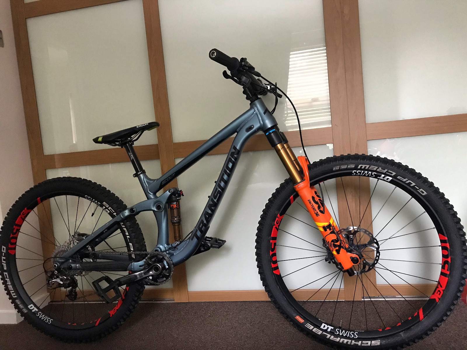 2019 Transition Scout custom