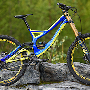 Specialized Demo 8 I Indigo/Yellow