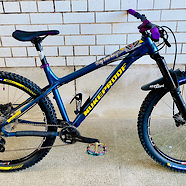 Nukeproof Scout Troy Lee Urbanduro Lockdown edition