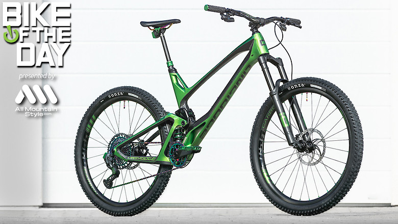 Antidote Carbonjack 29 Mamba Green Metallic