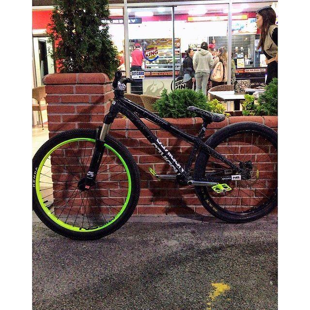 Ahmet Kaan's NS Bikes