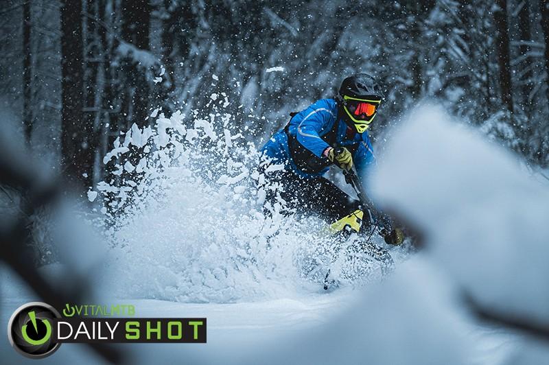 snow shred - bubaswan - Mountain Biking Pictures - Vital MTB