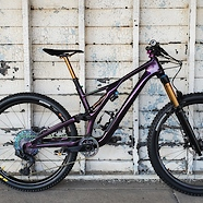 2020 Stumpjumper S-Works (Prince Barney)