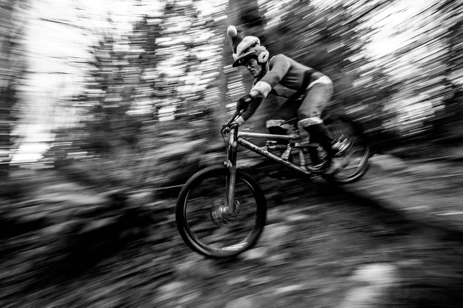 Christmas Shred - surfboard - Mountain Biking Pictures - Vital MTB