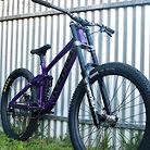 Long Travel slope bike