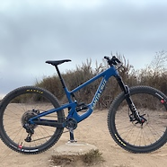 2020 Santa Cruz Hightower2 custom